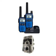 Oricom Handheld UHF CB Radio Twin Pack - UHF2190 + Adventure Kings Trail/Game Camera