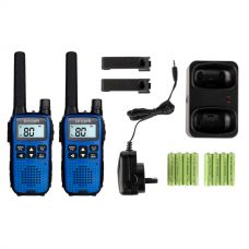 Oricom Handheld UHF CB Radio Twin Pack - UHF2190K | 2 Watt | 80 channel | 3 Year Warranty