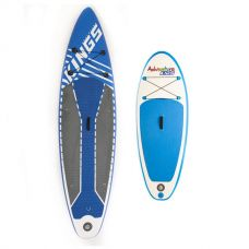 Adventure Kings Inflatable Stand-Up Paddle Board + Kids Inflatable Stand-Up Paddle Board