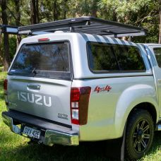 Kings DIY Aluminium Platform Roofrack | Custom-Fit To Your Ute Canopy or Trailer | Ultra-Strong