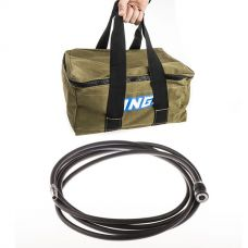 Kings Canvas Recovery Bag + 4m Air Compressor Extension Hose