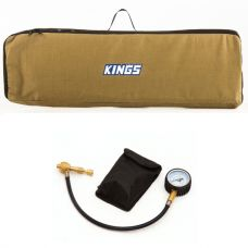 Adventure Kings Recovery Tracks Canvas Bag + Kwiky Tyre Deflator