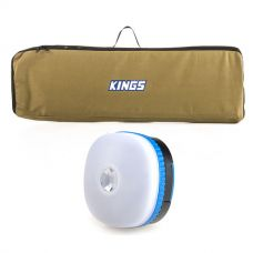 Recovery Tracks Canvas Bag + Adventure Kings Mini Lantern