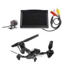 "Adventure Kings Reverse Camera Kit with 5"" Screen + Adventure Kings Cyclone Drone"