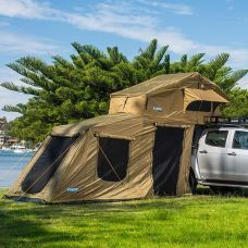 Adventure Kings Roof Top Tent + 6-man Annex