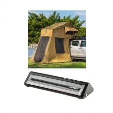 Adventure Kings Roof Top Tent + 4-man Annex + Vacuum Sealer