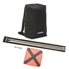 Adventure Kings Dirty Gear Bag + 3m Sand Safety Flag