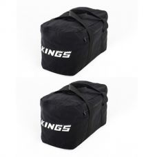 2 x Adventure Kings 40L Duffle Bag