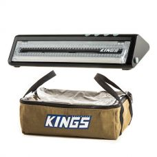 Adventure Kings Clear Top Canvas Bag + Vacuum Sealer