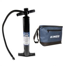 Single-Action Paddleboard Pump + Cooler Bag
