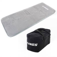 Self-Inflating Foam Mattress - Single + 40L Duffle Bag