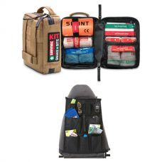Survival Snake Bite First-Aid Kit + Car Seat Organiser