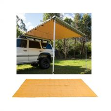Adventure Kings Awning 2.5x2.5m + Adventure Kings - Mesh Flooring 5m x 2.5m