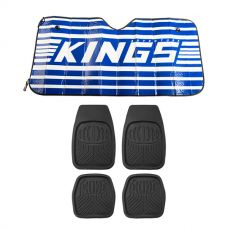 Adventure Kings Sunshade + Adventure Kings Deep Dish Floor Mats Set of 4