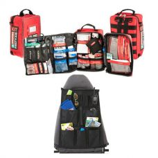 Survival First Aid Kit – Workplace Compliant + Car Seat Organiser