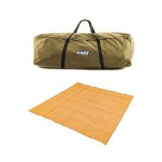 Swag Canvas Bag + Mesh Flooring 3m x 3m