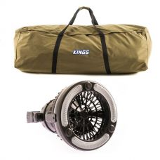 Swag Canvas Bag + 2in1 LED Light & Fan