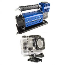 Thumper Air Compressor MKIII + Action Camera