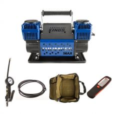 Thumper Max Dual Air Compressor + Kings 3in1 Ultimate Air Tool + Thumper Air Hose Extension 4m + Canvas Thumper Bag + Illuminator 24 LED Work Light