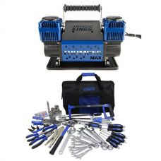 Thumper Max Dual Air Compressor + Adventure Kings Tool Kit - Ultimate Bush Mechanic