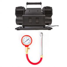 Thumper Max Dual Air Compressor + Tyre Gauge