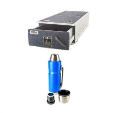 Titan Single Ute Drawer 1300mm + 1.2L Vacuum Flask