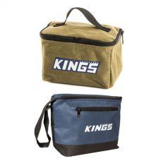 Adventure Kings Toiletry Canvas Bag +  Kings Cooler Bag