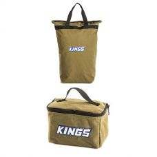 Adventure Kings Toiletry Canvas Bag + Doona/Pillow Canvas Bag