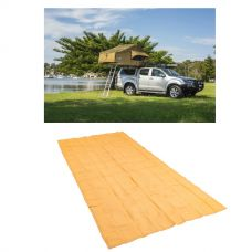 Adventure Kings Roof Top Tent + Mesh Flooring 6m x 3m