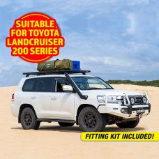 Adventure Kings Aluminium Platform Roof Rack Suitable for Toyota Landcruiser 200 Series 2007+