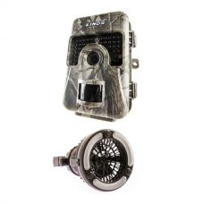 Adventure Kings Trail/Game Camera + 2in1 LED Light & Fan