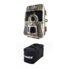 Adventure Kings Trail/Game Camera + Kings Heavy-Duty Duffle Bag