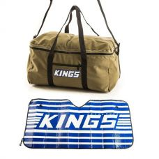 Adventure Kings Travel Canvas Bag + Sunshade