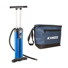 Triple-Action Inflatable Paddleboard Pump + Cooler Bag