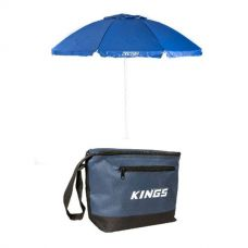Adventure Kings Beach Umbrella + Cooler Bag