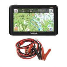 VMS Touring 700 HDX + Kings 750A Jumper Leads