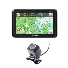 VMS Touring 700 HDX GPS + Reverse Camera