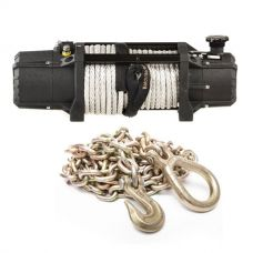 Domin8r Xtreme 12,000lb Winch + Hercules - Drag Chain