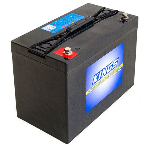 AGM Deep Cycle Battery 115AH | 12 Month Warranty | Adventure Kings