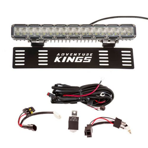 15 Numberplate Led Light Bar Wiring Harness 4wd Supacentre