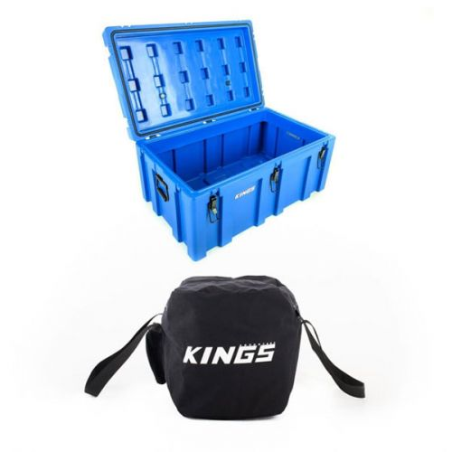 Adventure Kings 156L Storage Box + 40L Duffle Bag