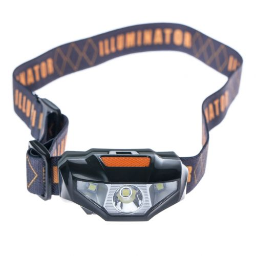Kings LED Head Torch | Bright | Flood & Spot Modes | AA-Battery Powered