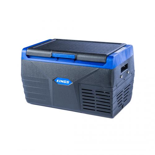 Kings 20L Portable Fridge/Freezer | 12v/24v/240v | -18c to +10c | Low power draw