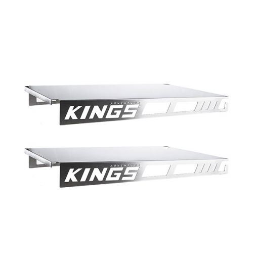 2x Adventure Kings Drawer Table suitable for 900mm & 1300mm Titan Drawers