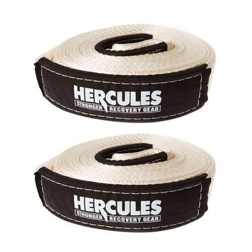 2x Hercules 8000kg Snatch Strap