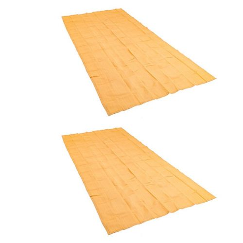 2 x Adventure Kings Mesh Flooring 6m x 3m