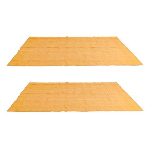 2 x Adventure Kings Mesh Flooring 5m x 2.5m