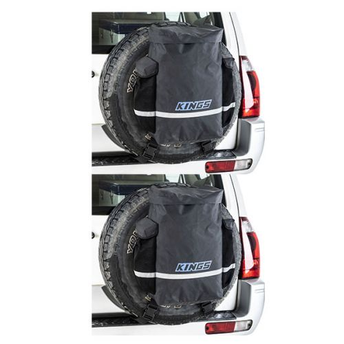 2x Kings Premium 48L Dirty Gear Bag
