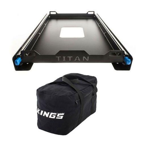 Titan 60L Fridge Slide + 40L Duffle Bag
