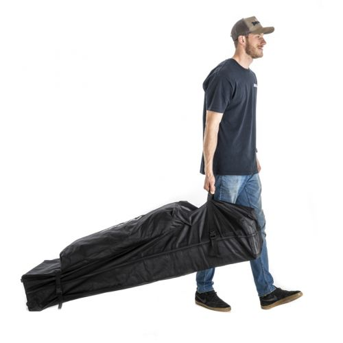 Kings 6x3m Wheeled Gazebo Bag | Tough wheels & reinforced base | Easy one person lift